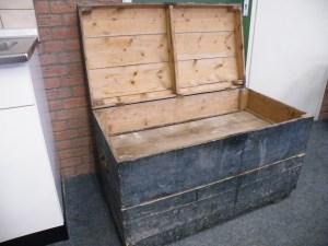 Het is niet dezelfde, maar mijn kist lijkt een beetje op deze.