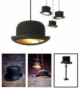 'Hoed' lamp