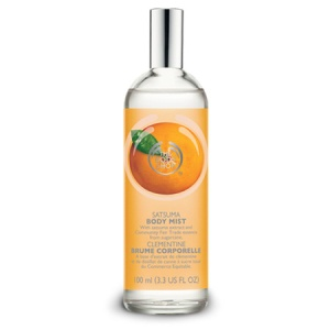 Body Mist Satsuma
