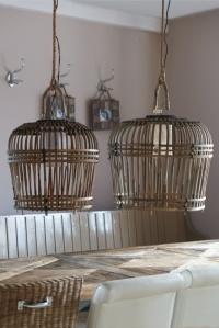 San Carlos Hanging Lamp RIvièra Maison