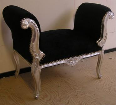 Barock hocker barok bankje with barok stoel marktplaats for Barok eetstoelen