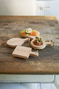 Beach House Choppingboard 4 St RM