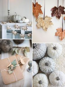 Herfst Decoraties