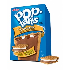 Poptarts S'Mores