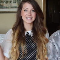Zoella Peter Pan Collar Polka Dot Dress