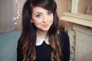 Zoella Peter Pan Collar