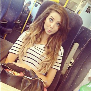Zoella Stripe Shirt