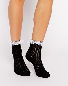 Lace Socks Zoella