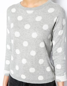 New Look Polka Dot Shirt