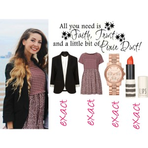 Zoella Lookbook Thing