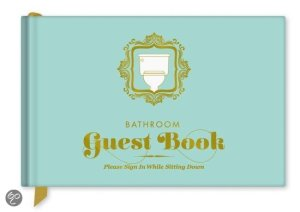 Bathroom Guest Book VK