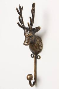 Anthropologie Hook Deer