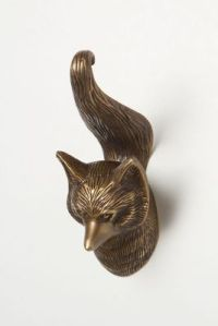 Anthropologie Hook Fox