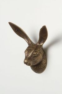 Anthropologie Hook Rabbit
