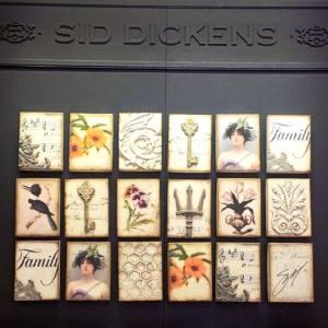 Sid Dickens Nieuwe Collectie