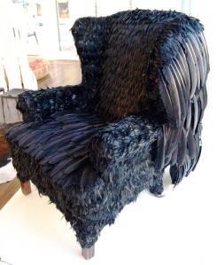 Feather Chair 2