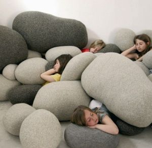 Rock Pillow 7