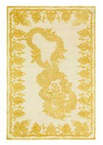 Military Brocade Ivory tapijt