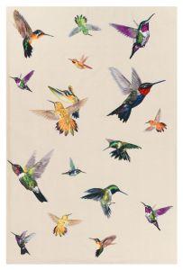 Colibrie collectie tapijt door Alexander McQueen