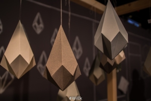 Wonen Geometrische Druppels