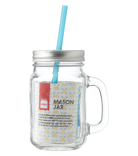 Hema Mason Jar