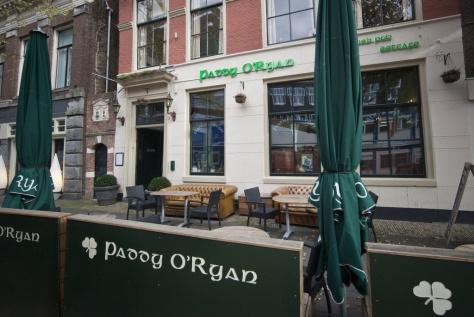 Leeuwarden Foto: LC/Wietze Landman Hete Soep Paddy O'Ryan Ierse pub eetcafe