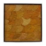Leaf Wandpaneel bruin