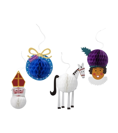 Sinterklaas_Hema_Papieren_Figuren_Zwarte_Piet_Kinderen_Kind_Decoratie_Interieur_Wonen_Feest_Gezellig