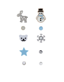 Accessorize_Christmas_Frozen_Stud_Earrings_Kerst_Xmas_Oorbellen_Set_10