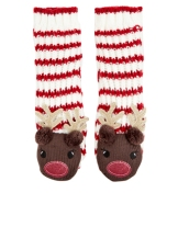 Accessorize_Slippers_Christmas_Reindeer_Slippersocks_Socks_Cozy_Kerst_Rendier_Kerstsokken_Pantoffels