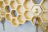 Honey_I'm_Home_Sleutelbos_Sleutelhanger