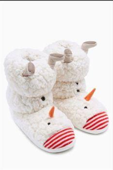 Next_Christmas_Slippers_Snowman_Kerst_Pantoffels_Sneeuwpop