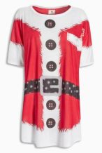 Next_Red_Santa_Night_Shirt_Christmas_Xmas_Kerstmas_Kerst_Nachthemd