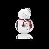 Pandora_Blije_Snowman_Sneeuwpop_Kerst_Charm_Bedeltje