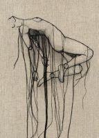 Artwork Linen Woman