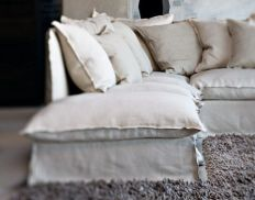 Couch Naturel Texture