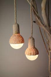 Jute lampjes