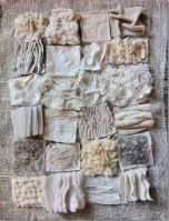 Linen Artwork Embroyderie