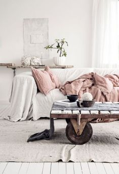 Linen Romantic Interior