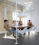 Swinging Dinnertable