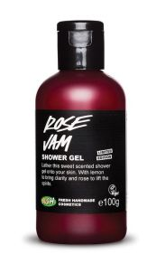 Rose Jam Shower Gel