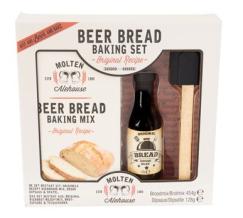 Bierbrood Bakmix Set